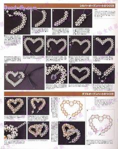 biser.info_49837099647ee0ef0158fe_o.jpg 632×800 pixels beaded heart #3D
