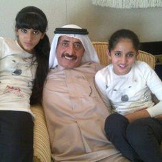 Salama bint Mohammed bin Rashid Al Maktoum, Hasher bin Maktoum bin Juma Al Maktoum y Sahmma bint Mohammed bin Rashid Al Maktoum