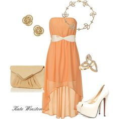 Spring Fling, created by k8wins on Polyvore