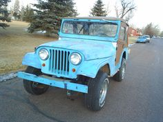 Want to know more about the 1960 Jeep CJ?