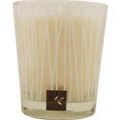 Take your R a step further with this zenful candle filled with the blissful aromas of green tea and bamboo.