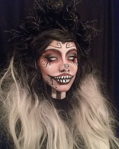 Special FX Makeup — Specialty Makeup by Mariah Keoni | Specialty Makeups | Pinterest | Fx makeup