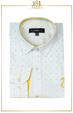 Boys White Polka Dot Long Sleeve Shirts Part of our latest collection, this polka dot shirt adds that certain pizzazz to any suit! Perfect for any mix'n'match, this polka dot shirt will sure to add a Polka Dot Shirt, Polka Dots, Boys Wedding Suits, Kids Suits, Suits For Sale, 3 Piece Suits, Boys Shirts, Communion, Long Sleeve Shirts