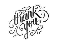 I'm proposing a challenge. Write somebody a thank you note today. Not a text, facebook message, or email. A thank you note. Awesome people deserve to be told their awesome, and appreciated. What or who are you thankful for this...