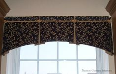 Valances and Cornices - Newton Custom Interiors