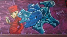 Den Haag Graffiti: PSY (2HT) by Akbar Sim on Flickr.A través de Flickr: HOF Binckhorst