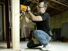 Calgary to host free basement reno workshops at Home Depot outlet Calgary News, Basement Renovations, Local News, Home Depot, Drill, Workshop, Home Appliances, City, Tools