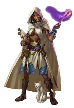 the art of Eric Belisle, Pathfinder