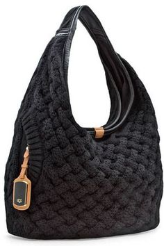 images+of+knit+bags   Knit Hobo Bag - Celebrities who wear, use, or own UGG Knit Hobo Bag ...