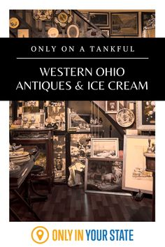 Take an incredible, family-friendly day trip in Western Ohio! Visit one of the best local antique shops and end your adventure with mini-golf and delicious farm fresh ice cream. Day Trips In Ohio, Best Bucket List, The Buckeye State, Hidden Beach, Relaxing Day, Covered Bridges, Antique Shops, Natural Wonders, Trip Advisor