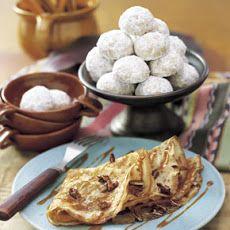 Mexican Wedding Cakes IV Recipe