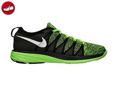 Nike Flyknit Lunar2, Herren Sneaker Low-Tops , Grün - Electric Green - Größe: 47 EU (*Partner-Link)