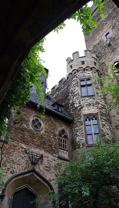 Burg Lahneck  is a medieval fortress located in the city of Lahnstein in Rhineland-Palatinate, Germany