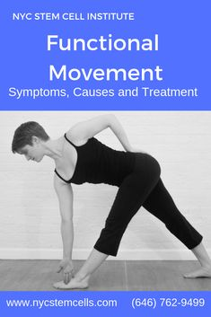 Functional Movement is the ability to move the body with proper muscle and joint form or support to train functional movement systems for whole-body health. NYC Stem Cell Institute provides the effective Functional Movement Exercise. Rotator Cuff Tear Treatment, What Is Tennis, Stem Cell Research, Knee Pain Relief, Stem Cell Therapy, Health Trends, Anti Aging Treatments, Sports Medicine, Stem Cells