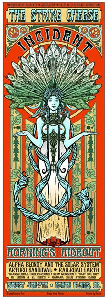 GigPosters.com - String Cheese Incident - Alpha Blondy & The Solar System - Arturo Sandoval - Railroad Earth - New Monsoon