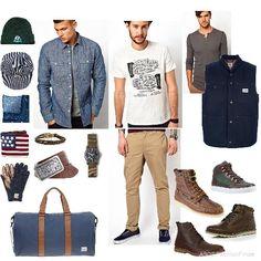 The Modern Craftsman | Men's Outfit | ASOS Fashion Finder