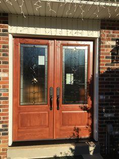 Installed by Chapman Windows, Doors & Siding Grand Entrance, Windows, Doors, Furniture, Home Decor, Decoration Home, Room Decor, Home Furniture, Interior Design
