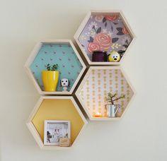 34 Ideas For Geometric Wood Art Furniture Diy Crafts Hacks, Diy Home Crafts, Diy Wall Art, Diy Wall Decor, Diy Para A Casa, Diy Popsicle Stick Crafts, Pinterest Room Decor, Home Room Design, Art Furniture