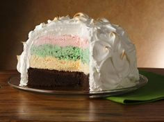 Blogger, Catherine McCord of weelicious.com shares a recipe.  Baked Alaska! Create a holiday dessert that will create wows in both presentation and taste.