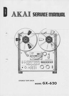 Sony TC560DA reel to reel tape recorder Service Manual