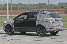 What can be seen is that Ford is taking its 2017 Ford Escape more in the direction of Ford Edge or Explorer, exterior look wise. From the back changes look