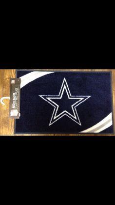 Rug Runner Dallas cowboy rug