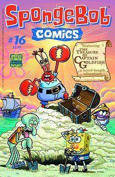 Spongebob Comics, No. 16