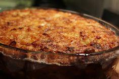 Två små kök: Makaronipudding - den godaste någonsin - tack för det Mannerström!