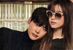 Lee Jong Suk & Han Hyo Joo