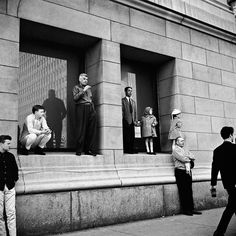 Vivian Maier // 1965 © Vivian Maier/Maloof Collection