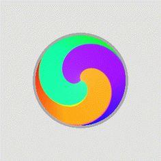 YinYangYon (Processing Python mode, 100% code)