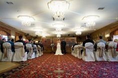 Classic Elegance Relaxed Atmosphere In Our Rhydding Suite Wedding Venue