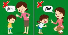 """Parece que decirle alniño """"no"""" yconseguir elefecto deseado noesdifícil, ¿verdad? Sin embargo, todos los padres saben que amenudo las negaciones yprohibiciones provocan lágrimas, rabietas yreacciones agresivas. Entonces, ¿cómo podemos evitar estas situaciones? Genial.guru tetrae 11consejos que teayudarán adecir """"no"""" alpequeño deuna forma más calmada ycon más seguridad entimismo."""