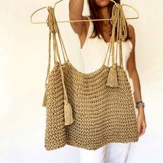 Crochet T Shirts, Crochet Crop Top, Crochet Clothes, Diy Clothes, Crochet Bikini, Knit Crochet, Diy Crop Top, Crop Top Bikini, Summer Knitting