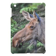 Alaska Moose iPad Mini Cases
