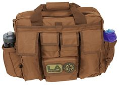 LA Police Gear Jumbo Tactical Diaper Bag