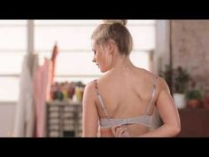 Bra straps should never dig in to your shoulders – most of the support should come from your band! Watch our video to find out how to check you've got the right support.