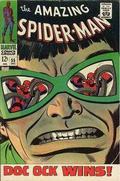 Amazing Spiderman #55 Diciembre 1967