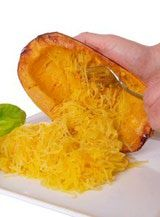 All the various ways on how to cook spaghetti squash and why.