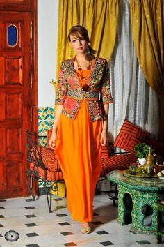 Algerian Dress #Algeria #Algérie