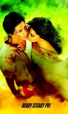 Most awaited movie of the year, Chennai Express official trailer has gone online. Also the new posters of the movie too are released now.