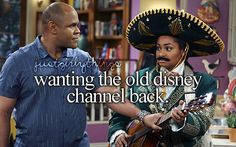 yes i do i miss Lizzie McGurie and thats so raven! :(.