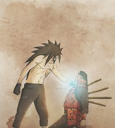 Well then!! I'm so mad at Madara I can't even process this picture right now!!! Shsuehakdbrvsge to you too Madara...jerk