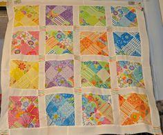 rainbow quilt - Google Search