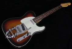 Fender Telecaster American Deluxe with Bigsby