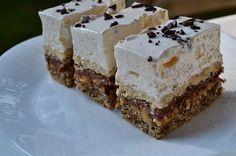 Romanian Desserts, Romanian Food, Romanian Recipes, Sweets Recipes, Cake Recipes, Cooking Recipes, Scottish Recipes, Turkish Recipes, Food Cakes