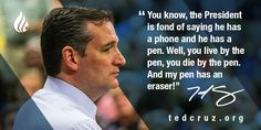 #TedCruz2016 Change is coming on January 20, 2017. Join us: http://www.tedcruz.org
