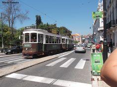 CCFL 722 745 Dia de inalguração Tram Tour