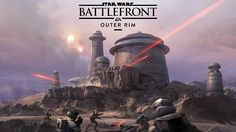 EA Star Wars Battlefront: Outer Rim Extraction And  Greedo And Gameplay Video