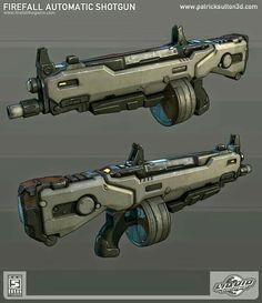 My kind of Shotgun.